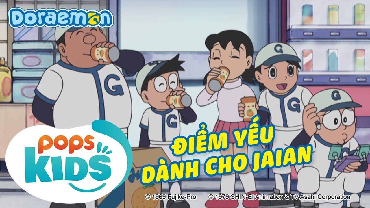 Doraemon SS7, Tập 357 - Những Điểm Yếu Dành Cho Jaian, Bảo Bối Tạo Ra Điểm Yếu Nỗi Sợ Của Dekisugi