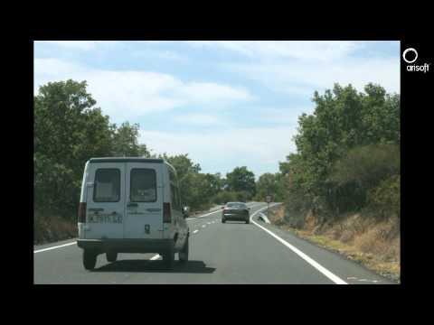 Vídeo curso autoescuela: Vehículos de motor