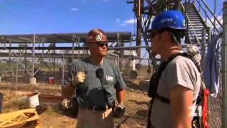 Dokumentárny film Technológia - Megaopravy: Televízny vysielač