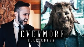 EVERMORE (Beauty & the Beast) - Disney Rock cover by Jonathan Young
