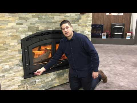Astria Monticito Estate Superior WCT6940 Wood Burning Fireplace Review