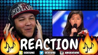 "Leak: 9-Year-Old Celine Tam Stuns Crowd with ""My Heart Will Go On"" REACTION!!"