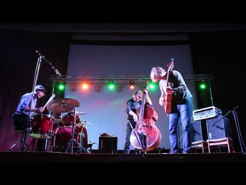 Rudy Linka Trio - JAZZ Europe Tour 2013 - Prievidza - 04 online metal music video by RUDY LINKA