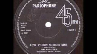 The Coasters Love Potion Number 9