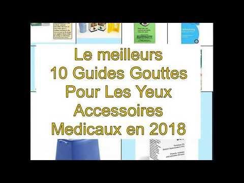 Le meilleurs 10 Guides Gouttes Pour Les Yeux Accessoires Medicaux en 2018