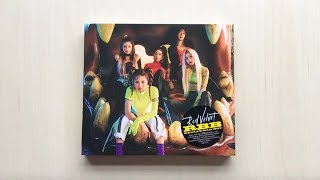 Gambar cover ♡Unboxing Red Velvet 레드벨벳 5th Mini Album RBB (Really Bad Boy)♡