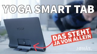 Das etwas andere Tablet - Lenovo Yoga Smart Tab im Test