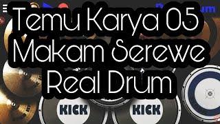 Gambar cover Temu karya Makam Serewe/Real Drum