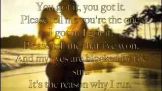 The Lives We Live - Jonny Craig (Lyrics On Screen)