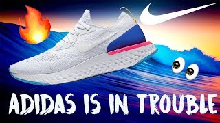 SHOE OF SUMMER 2018 (Nike Epic React Week 1 Review)