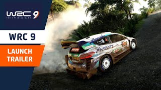 WRC 9 FIA World Rally Championship video