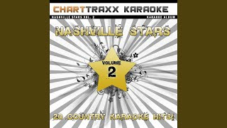 Man of the House (Karaoke Version In the Style of Chuck Wicks)