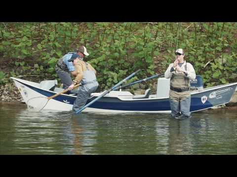 Hodgman H4 Stocking Foot gázlóruha videó