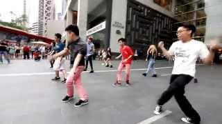 Watson Awesome 21 Flash Mob ( Pavillion KL)