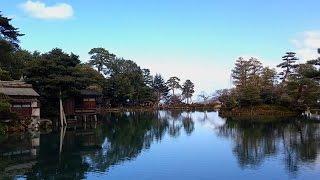 兼六園を観光!金沢・石川県