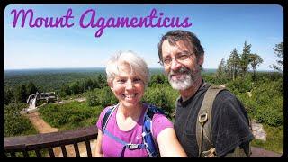 Where is mount agamenticus