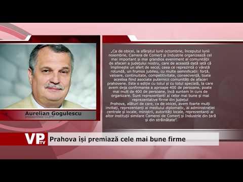Prahova își premiază cele mai bune firme