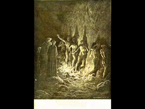 Dante's Purgatorio – Canto XXV