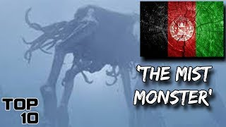 Top 10 Scary Afghanistan Urban Legends