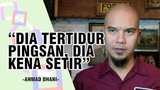Ahmad Dhani Buka Suara terkait Kecelakaan Al Ghazali
