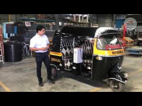 Mini Sprayer For Auto Rikshaw
