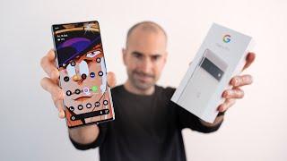 Google Pixel 6 Pro | Unboxing & Tour