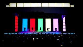 Bruno Mars Live 24k Magic World Tour London Opening Finesse