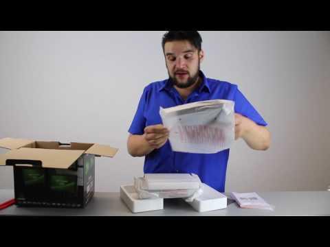 Muse | tragbarer DVD-Player für das Auto (Unboxing) | test.net