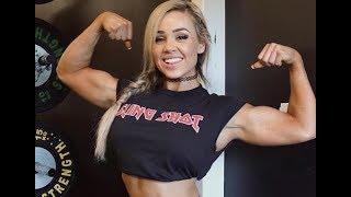 STEPHANIE SANZO Fitness Motivation