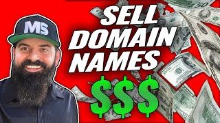 How to Sell a Domain Names at GoDaddy