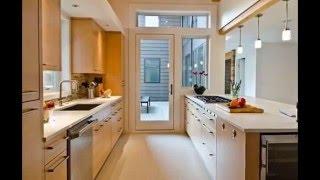 Galley Kitchen Design | Galley Kitchen Design Ideas | Small Galley Kitchen Design