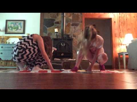 Twister Challenge with emmasgaming