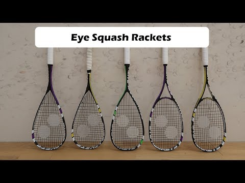 Eye Squash Rackets Roundup