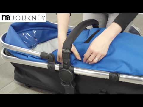 Mothercare JOURNEY Pushchair Demonstration | Instruction Manual