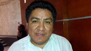 Se tienen que ir 5 secretarios de Alejandro Murat, señala Irineo Molina