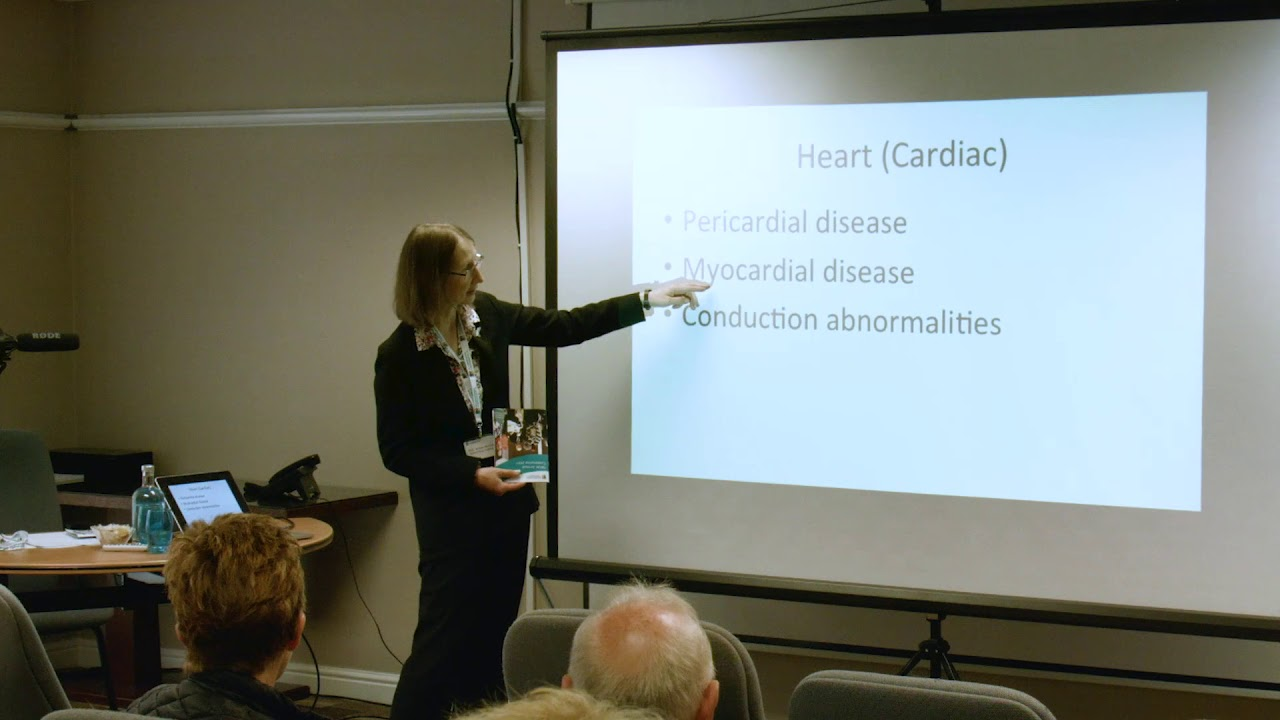 Heart organ involvement