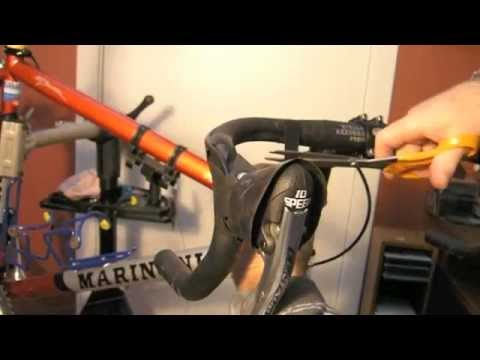 How To Install Integrated Brake Gear Shift Levers