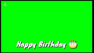 kinemaster green screen effects happy birthday - TH-Clip