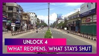 Unlock 4: What Will Reopen, What Remains Shut As India Records Over 35 Lakh Coronavirus Cases - Download this Video in MP3, M4A, WEBM, MP4, 3GP