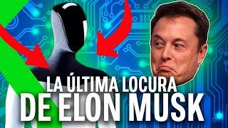 TESLA BOT: ASÍ ES el ROBOT HUMANOIDE que está CREANDO ELON MUSK