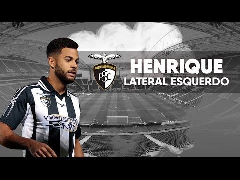 HENRIQUE LATERAL ESQUERDO LEFT SIDE