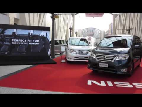 Nissan Serena S-Hybrid CKD launch in Malaysia