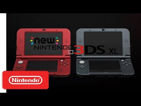 Nintendo 3DS - Introducing the New Nintendo 3DS XL