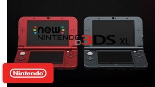 New Nintendo 3DS XL First Look