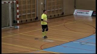 Samenvatting , Excelsior'31 1  -  ZVV Urk 1  (  Comp zaalvoetbal Eerste  Divisie ) 13 09 2019