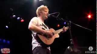 Ed Sheeran - Sofa LIVE