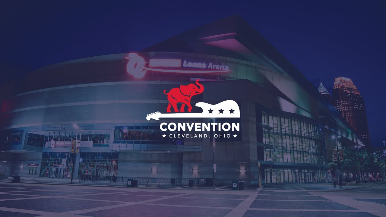 Republican National Convention Live Stream Monday [Official]