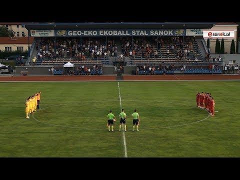 WIDEO: Ekoball Stal Sanok - Legion Pilzno 2-0 [SKRÓT MECZU]