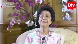 Pesanan Tun Siti Hasmah Mohd Ali