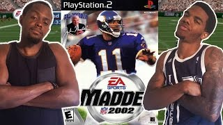 OLDEST TRICK IN THE BOOK! - Madden 2002   #ThrowbackThursday ft. Juice